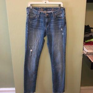 Levi's!!! 29 skinny!